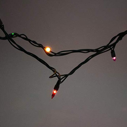 ALEKO Traditional Lights Christmas 50 Lights 16.5 Foot