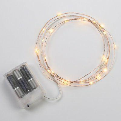 indoor led starry string lights