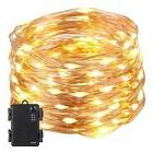 Kohree String Light LED Fair Copper Wire Light Waterproof Ba