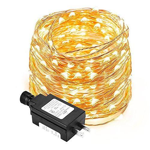 le string lights