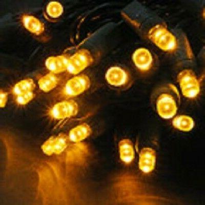 SIVAL LED 70 SOCKET 120V 23.7' LONG POLKA DOT LIGHT STRING
