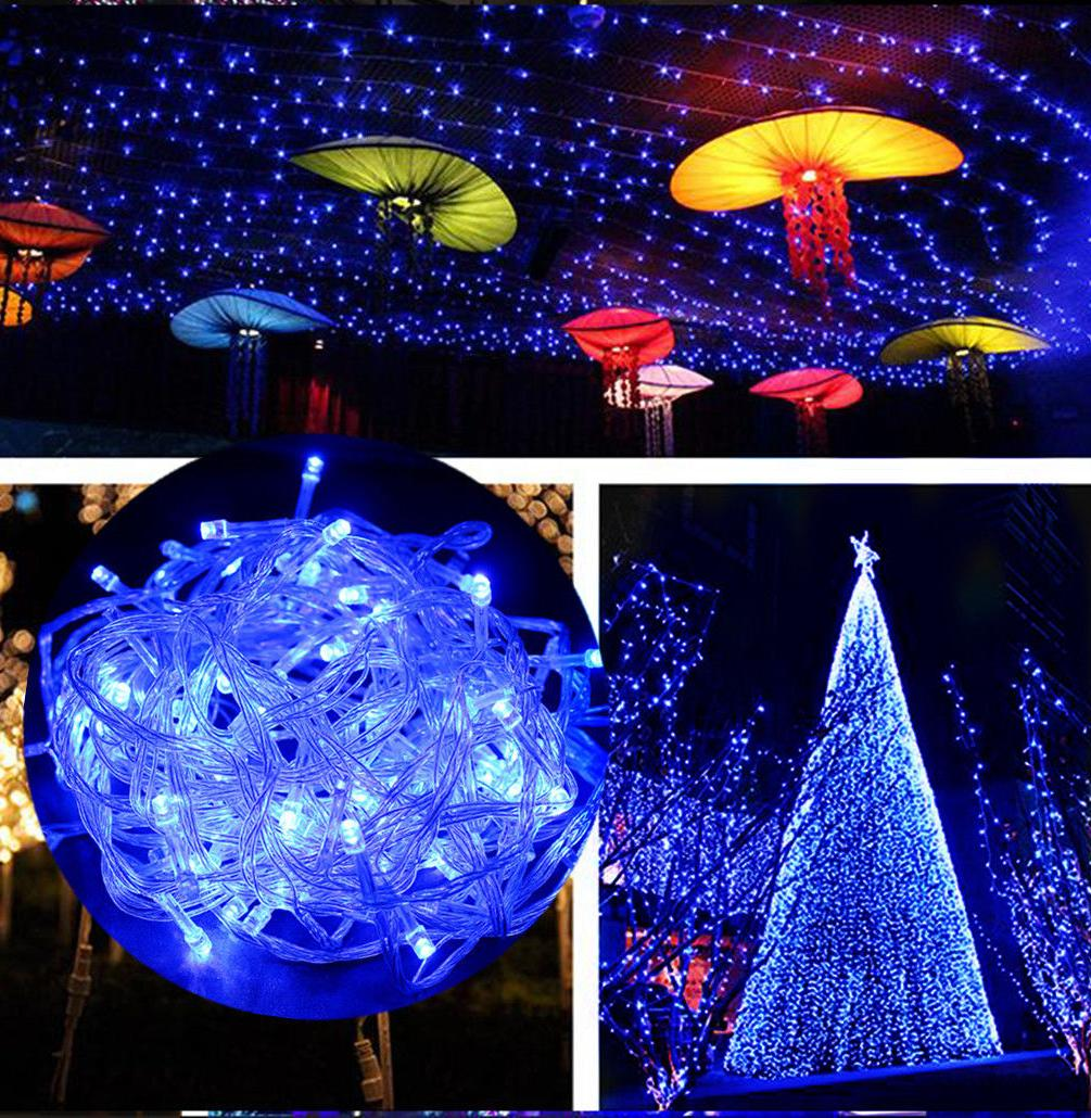 LED Christmas Light Wedding Party Fairy String US