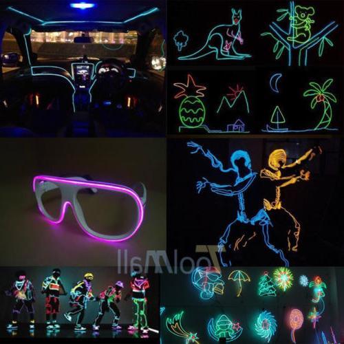 Neon EL Party Controller