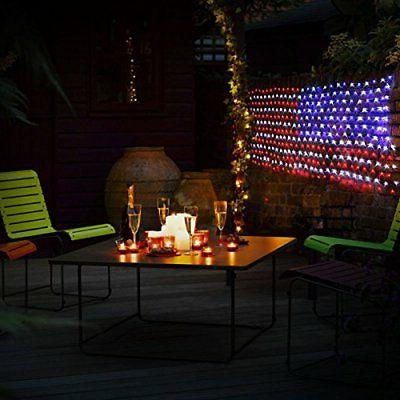 LED Lights American Flag Light For Festival Indoor/