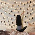 Led Photo Clip String Lights Indoor String Lights Seasonal L