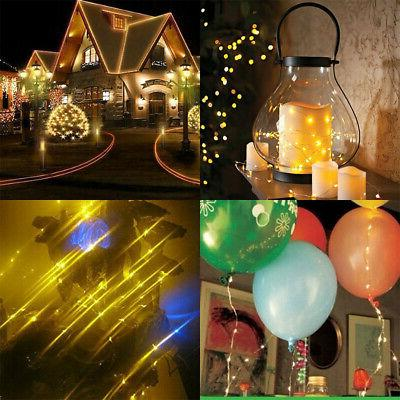 LED WIRE STRING FAIRY DECORS MULTIPLE