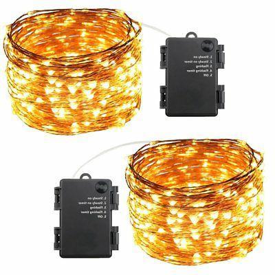 ErChen Lights Battery Powered,ER CHEN