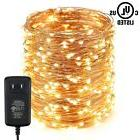 ErChen LED String Lights,ER CHEN 165Ft 500 LEDs Copper Wire