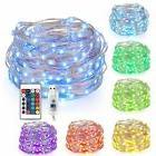 Kohree LED String Lights USB Powered Multi Color Changing wi