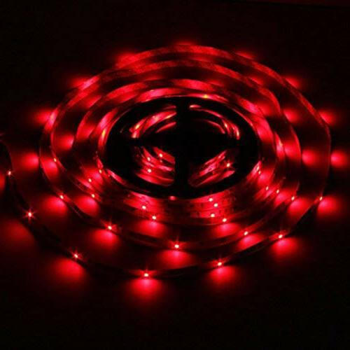 66FT LED Strip Remote Fairy Car TV Party
