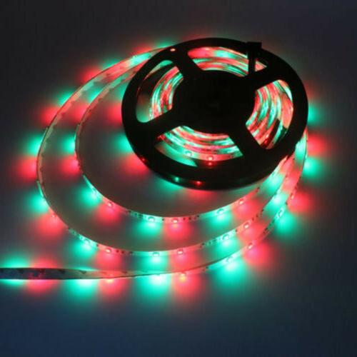66FT RGB Flexible Strip SMD Remote Room Car Party