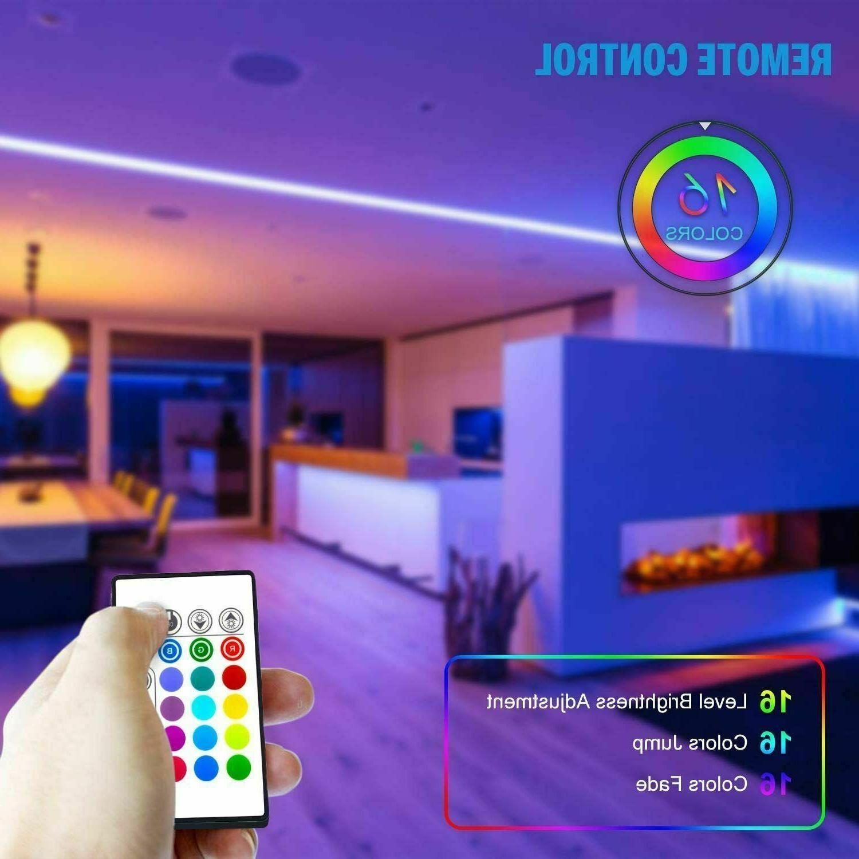 Led Strip Lights RGB 5050 Color Changing