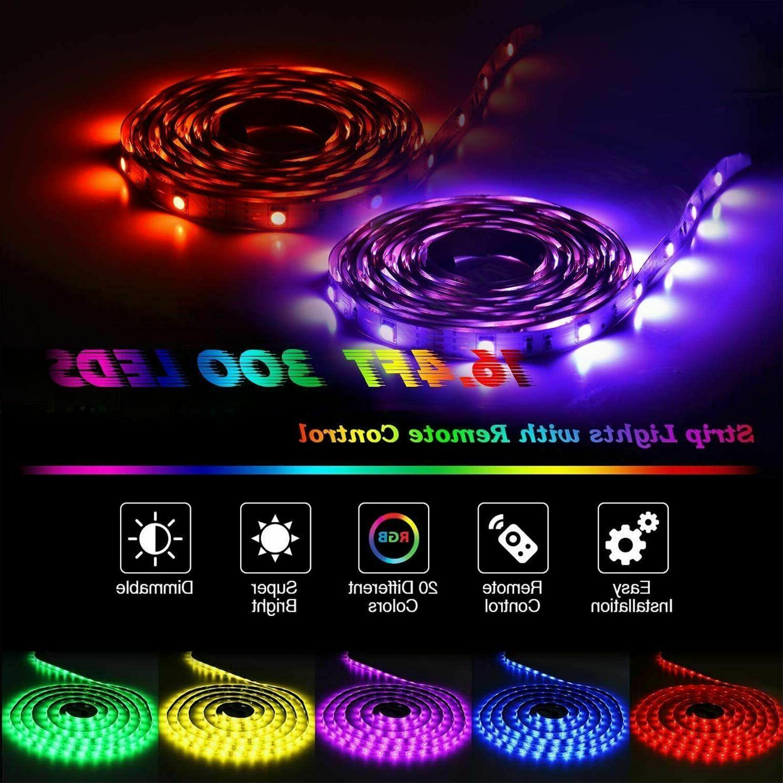 Led Lights RGB Led Room 5050 Led Color Changing
