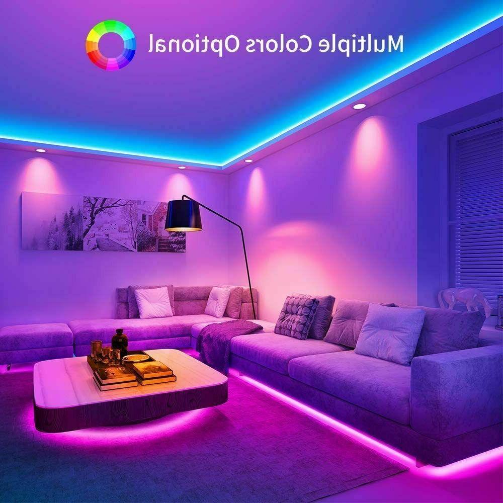 Led Lights 16 ft RGB Led Lights 5050 Lights Color