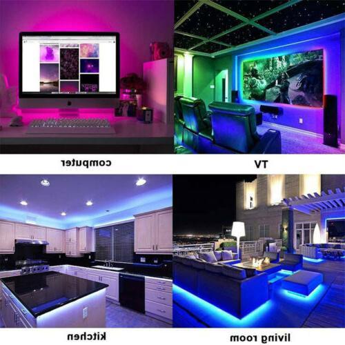 Led 32.8ft RGB Room Lights 5050 Color Changing