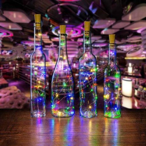 LED Bottle Fairy Warm