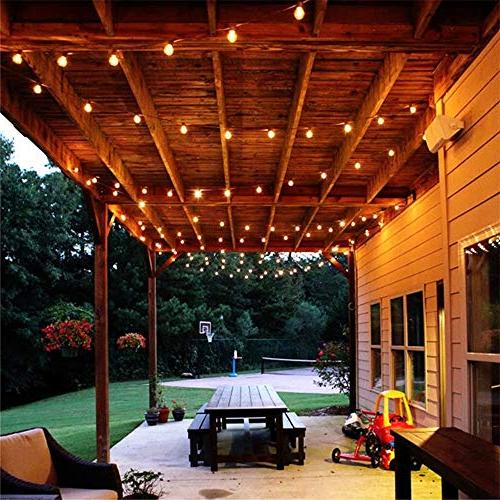 Outdoor LED Lights Dimmable Globe Bulbs, Bulbs Decorative Lighting