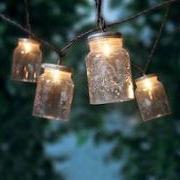 mason jar lights 10 count