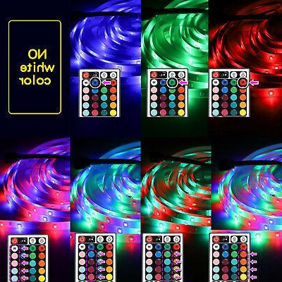 16Ft waterproof 300/LED Light Strip Ribbon Tape