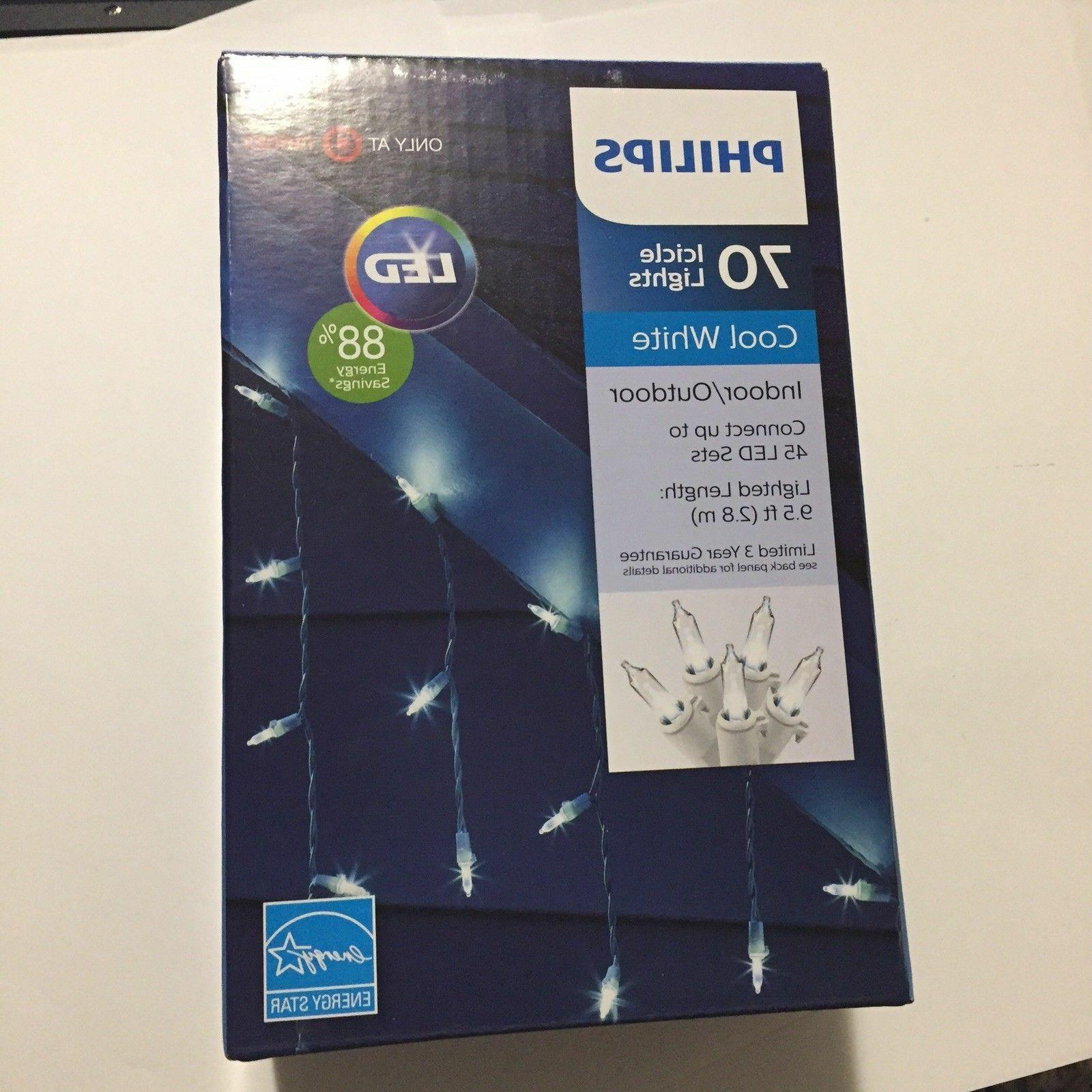 Philips String Indoor Outdoor White LED