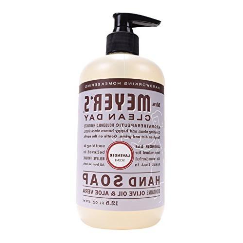 mrs hand soap
