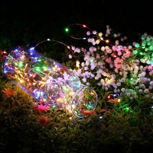Outdoor Power 100 String Garden Decor