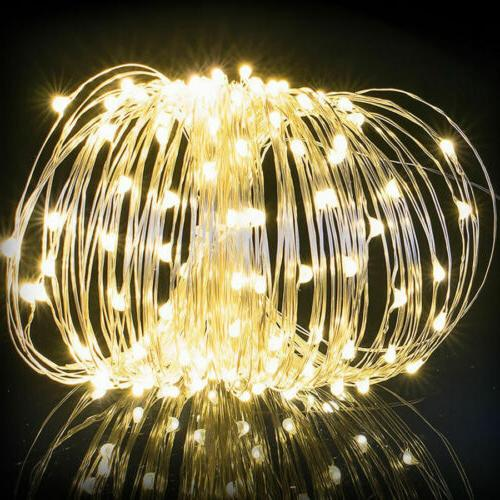 5M 20M LED Copper Light String