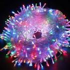 Outdoor String Lights 72ft 200 LEDs Decorative Indoor String