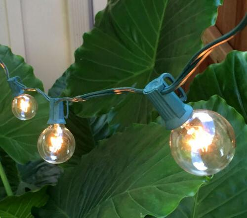 Outdoor Lights for Patio Light Bulb 25FT US