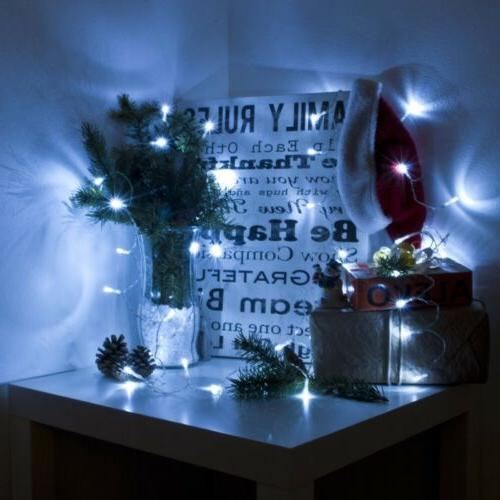 ALEKO Lights Christmas Color LED 13ft