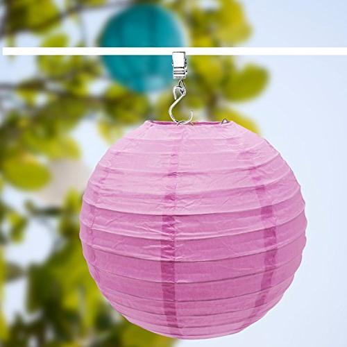 100 Pcs Light Hanger Hanger Clips for Lights Activities