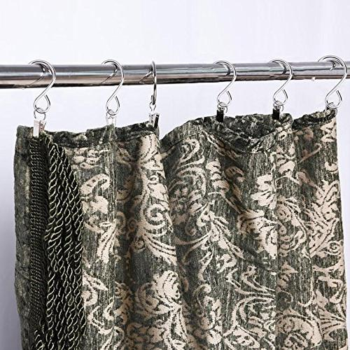 Party 20 Pieces Metal Hook Clamp Curtain, , Party Supplies,Photos, Home