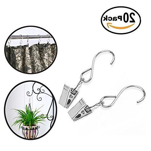 party light hooks metal hanging