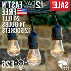 patio string lights bulbs outdoor backyard outside