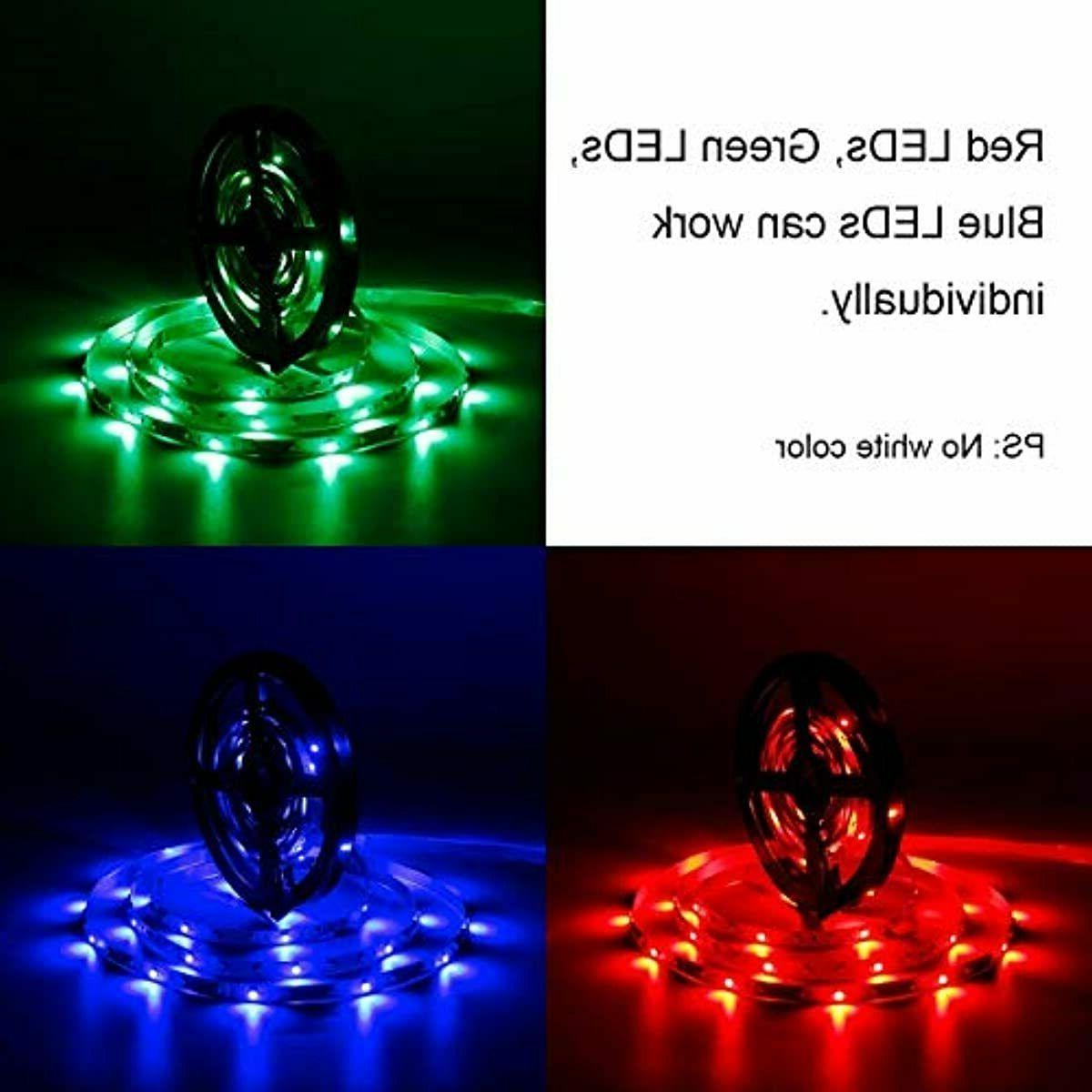 Led String Strip Color Room Party