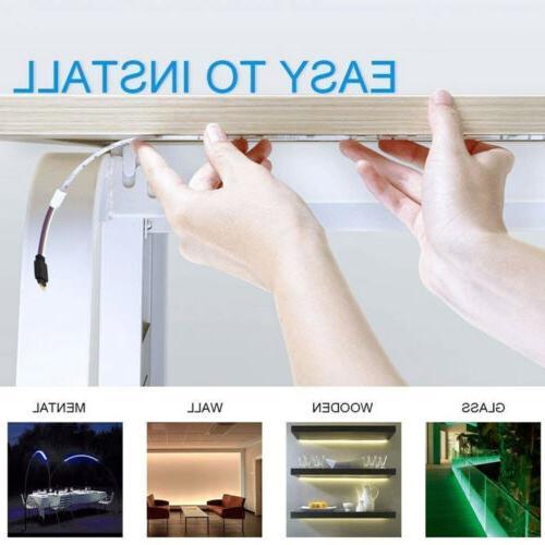 RGB Waterproof Strips Remote 16/49/32.8ft