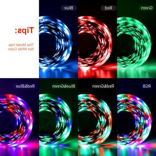 RGB 3528 Strips Remote 16/49/32.8ft