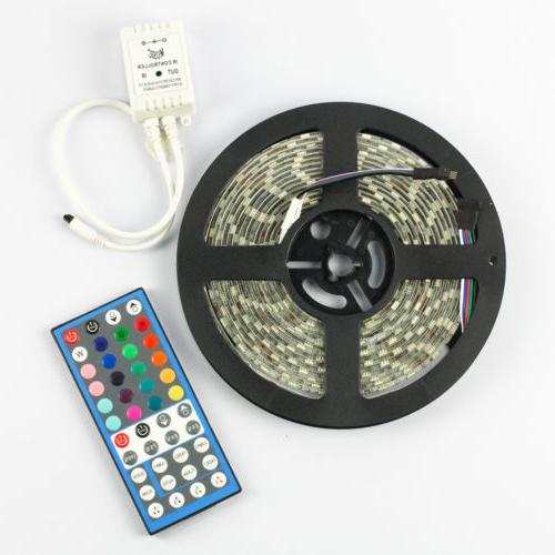 SUPERNIGHT® SMD RGB+White Strip IR Remote