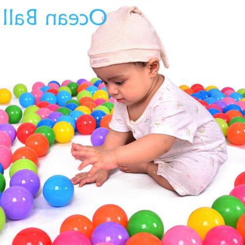 300pcs Quality Kid Swim Fun Ocean Ball