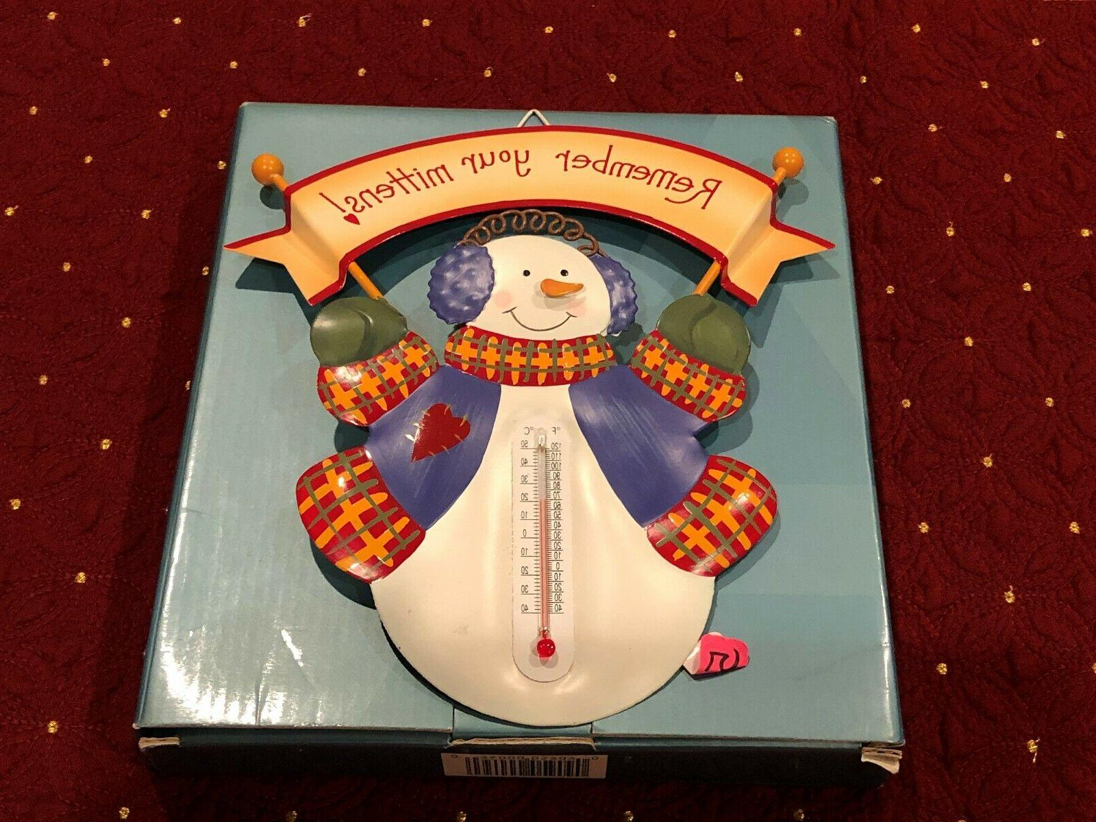 """Avon Days Thermometer 2005 Your Mittens"""" BRAND Reduced"""