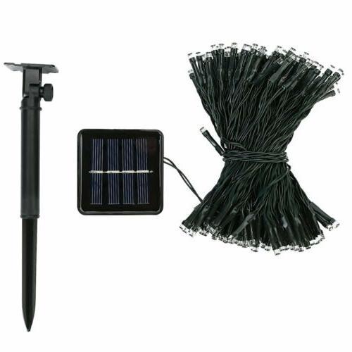 Solar String Lights 200-500 LED Powered Garden String