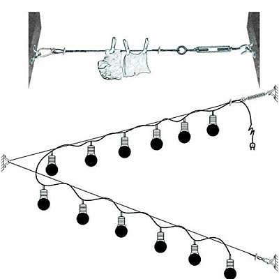 String Wire for Lights,Vinyl Wire
