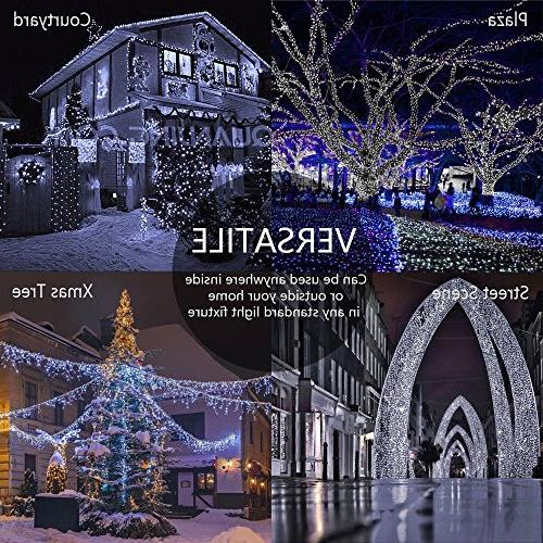 LED String Lights 200 color Changing modes Fairy Twinkle Light for Party, Wedding, Tree, Patio, Garden Home Decoration