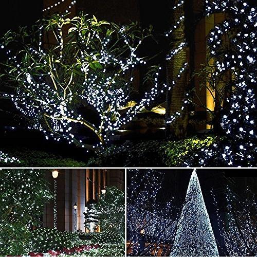 LED String Lights 66ft 200 LEDs color Fairy Twinkle Decorative Light for Decoration