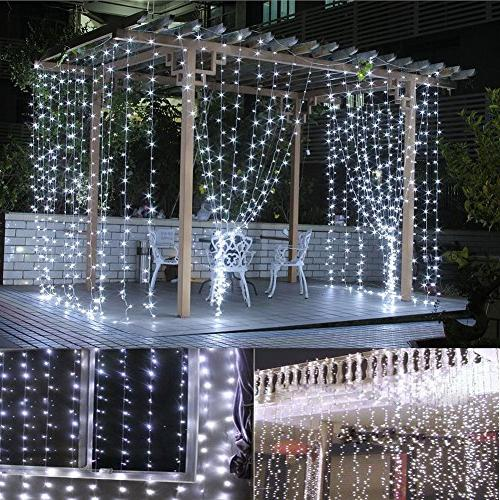 LED Lights 66ft 200 LEDs with color Twinkle Party, Wedding, Chirstmas Tree, Patio, Garden and Decoration Controller
