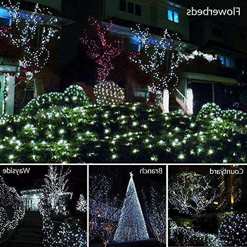 LED String 200 color modes Fairy Twinkle Light Party, Wedding, Patio, Garden Decoration Controller