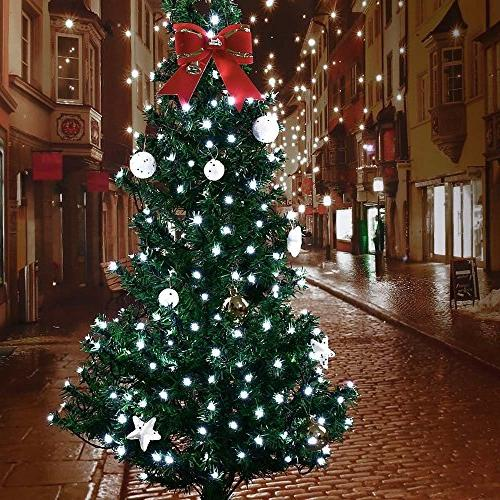 LED String 200 color Changing Twinkle Decorative for Party, Tree, Patio, Garden Decoration