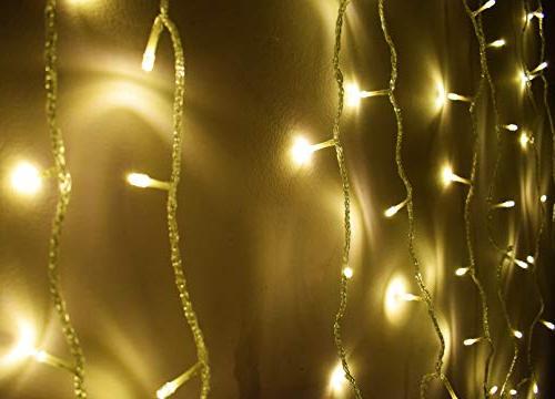 Vinsco in LED ft/30M Bedroom Home Kids Room Xmas Holiday White