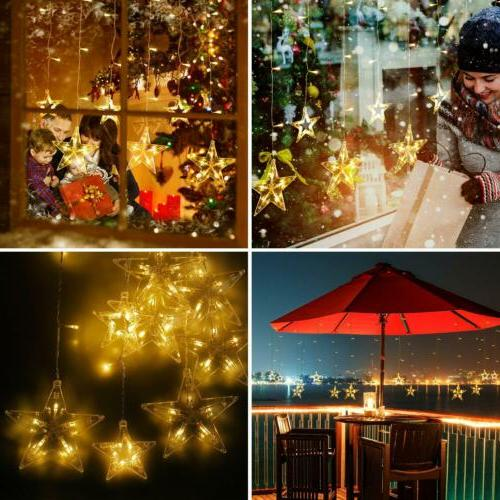 String Stars LEDs Modes Fairy with