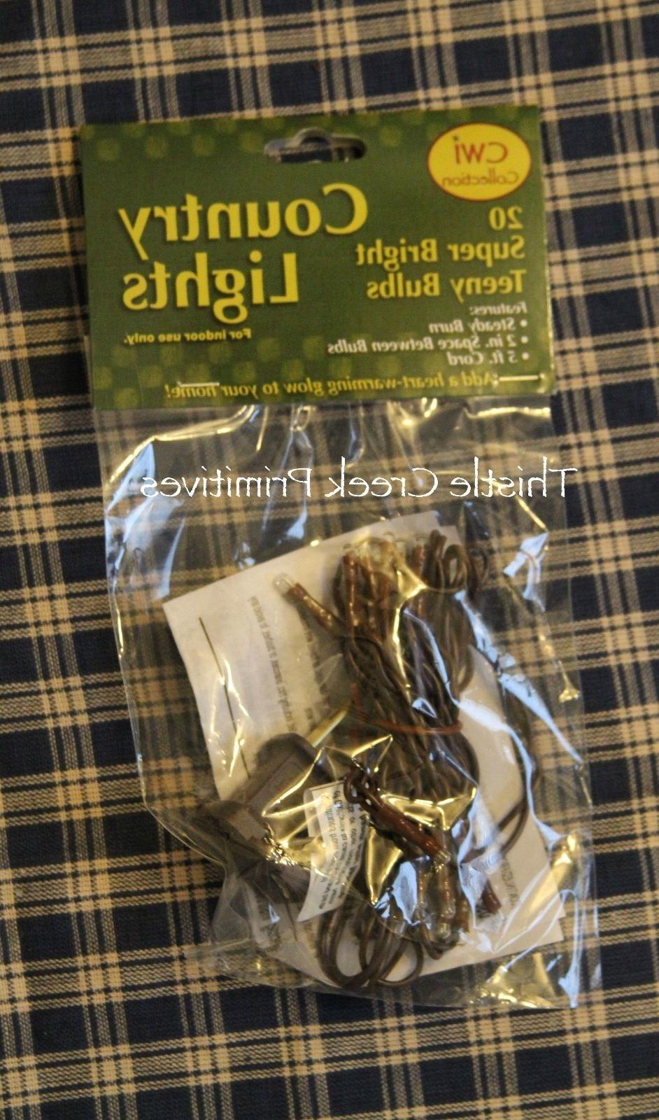 Teeny Tiny Rice String Cord 20